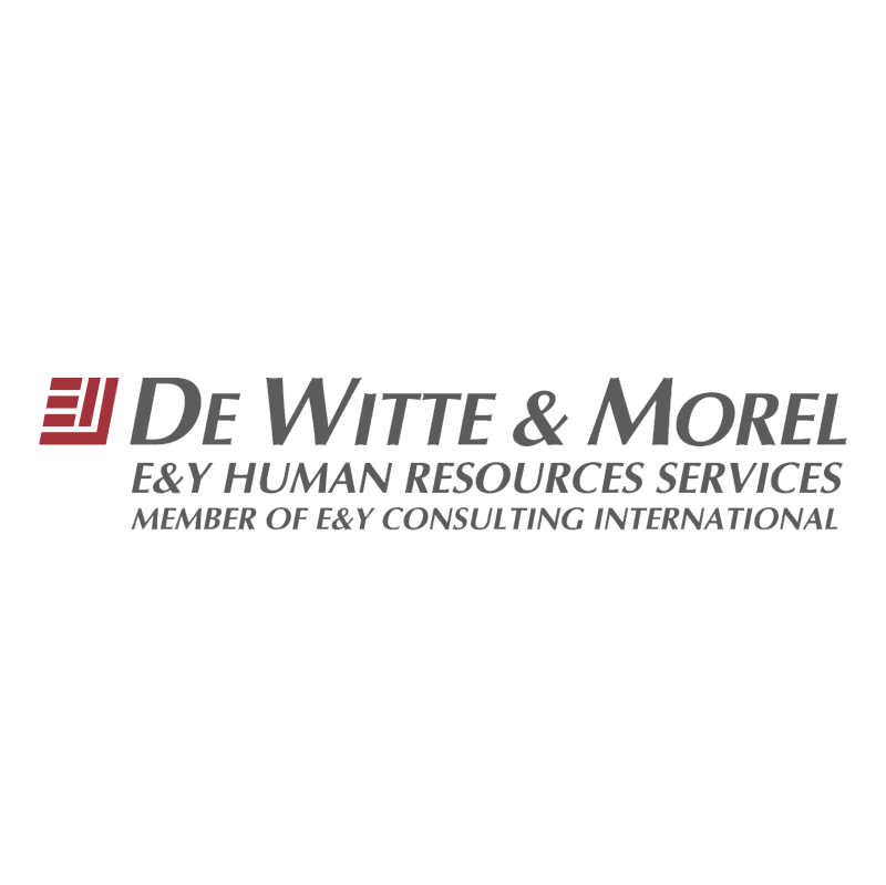 De Witte & Morel vector