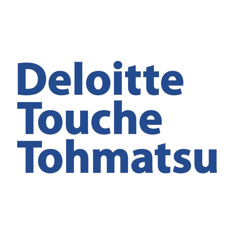 Deloitte Touche Tohmatsu vector