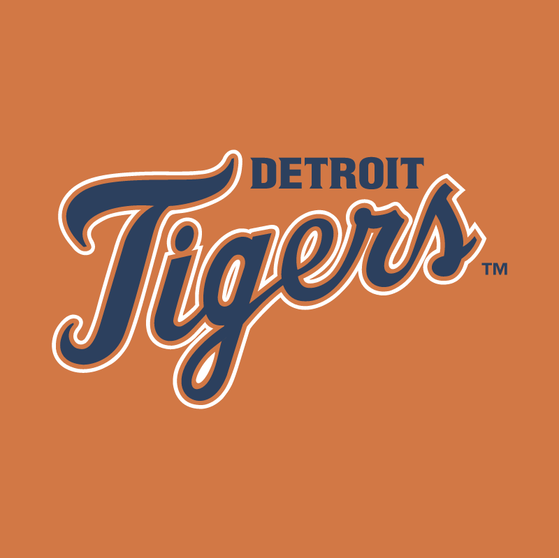 Detroit Tigers vector