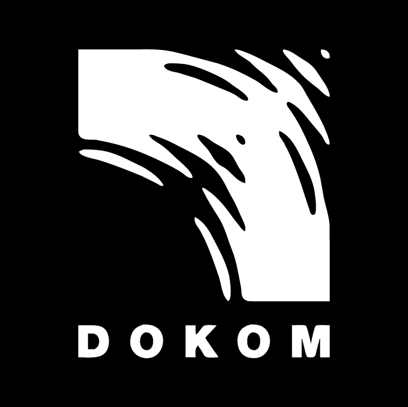 Dokom vector logo