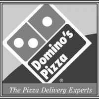 Dominos Pizza 2 vector