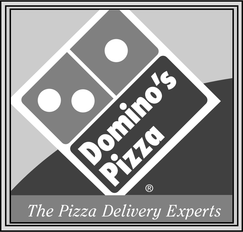 Dominos Pizza 2 vector logo