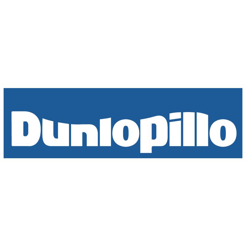 Dunlopillo vector logo