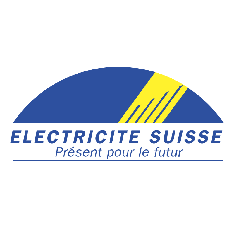 Electricite Suisse vector logo