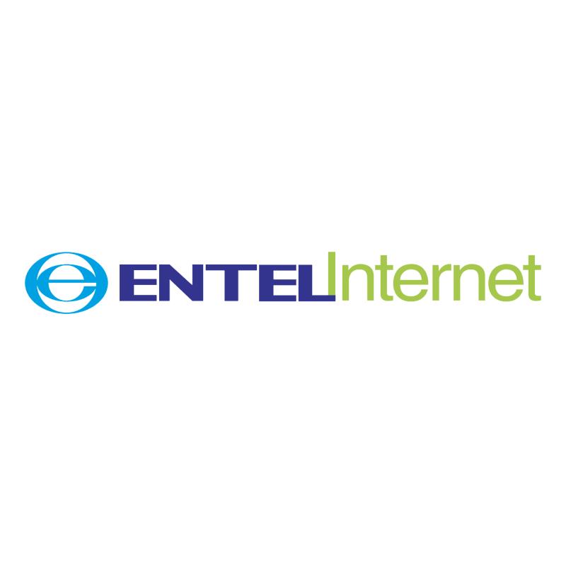 Entel Internet vector