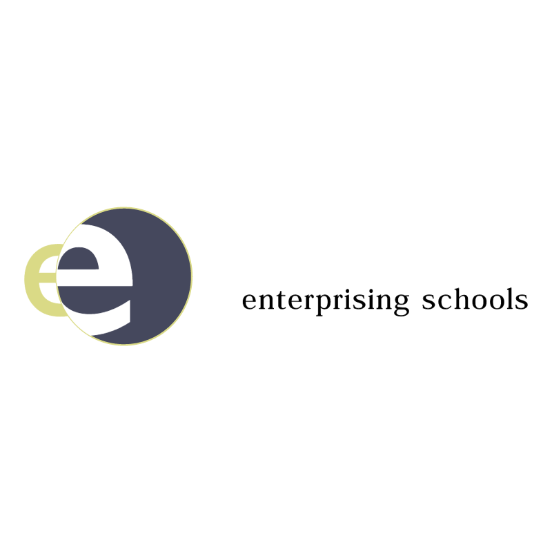 Enterprising Schools vector