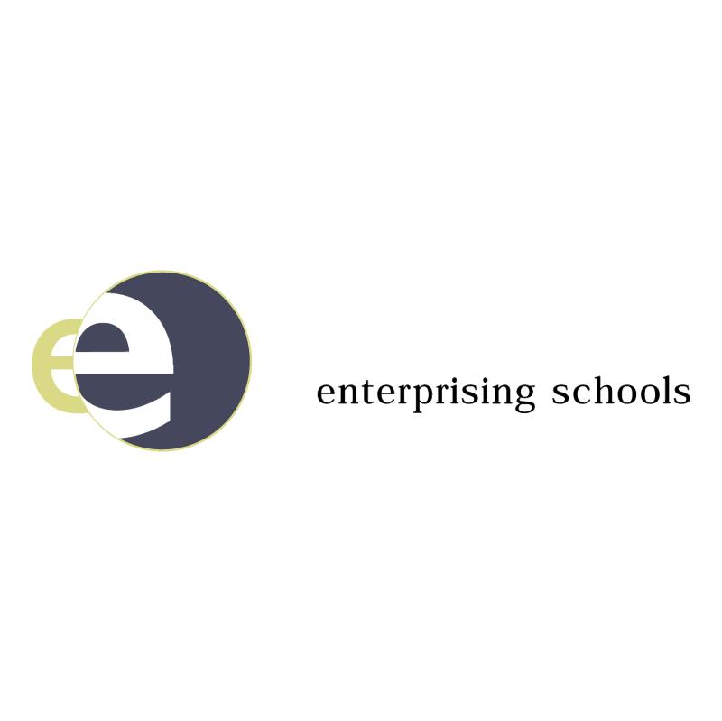 Enterprising Schools vector