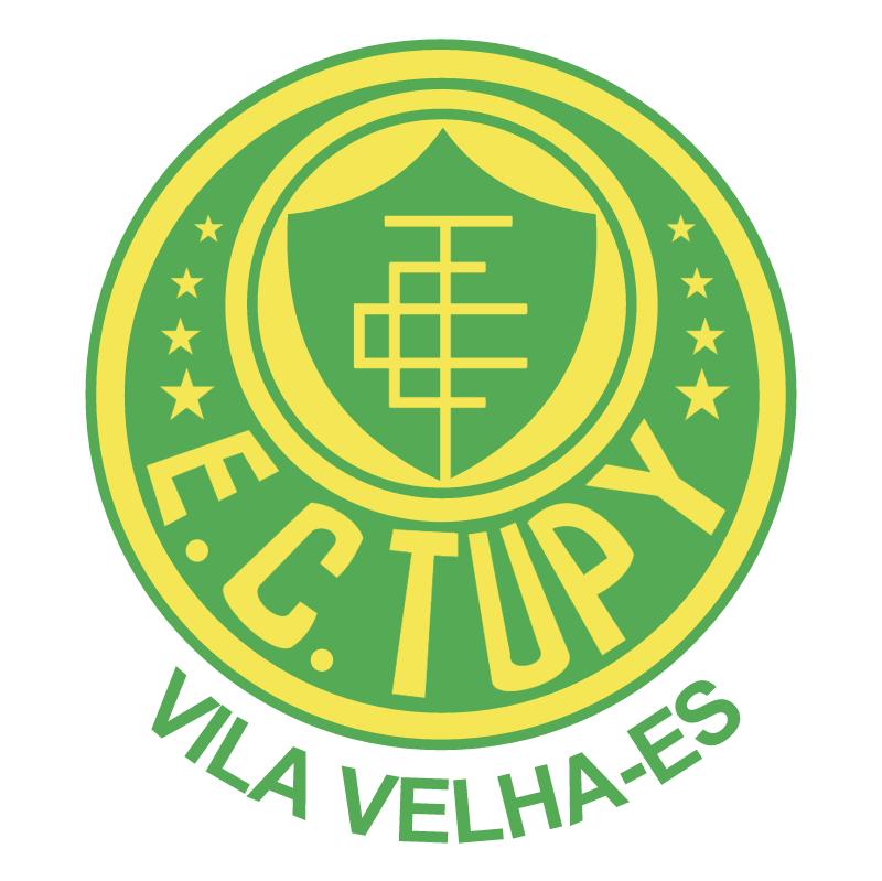 Esporte Clube Tupy de Vila Velha ES vector
