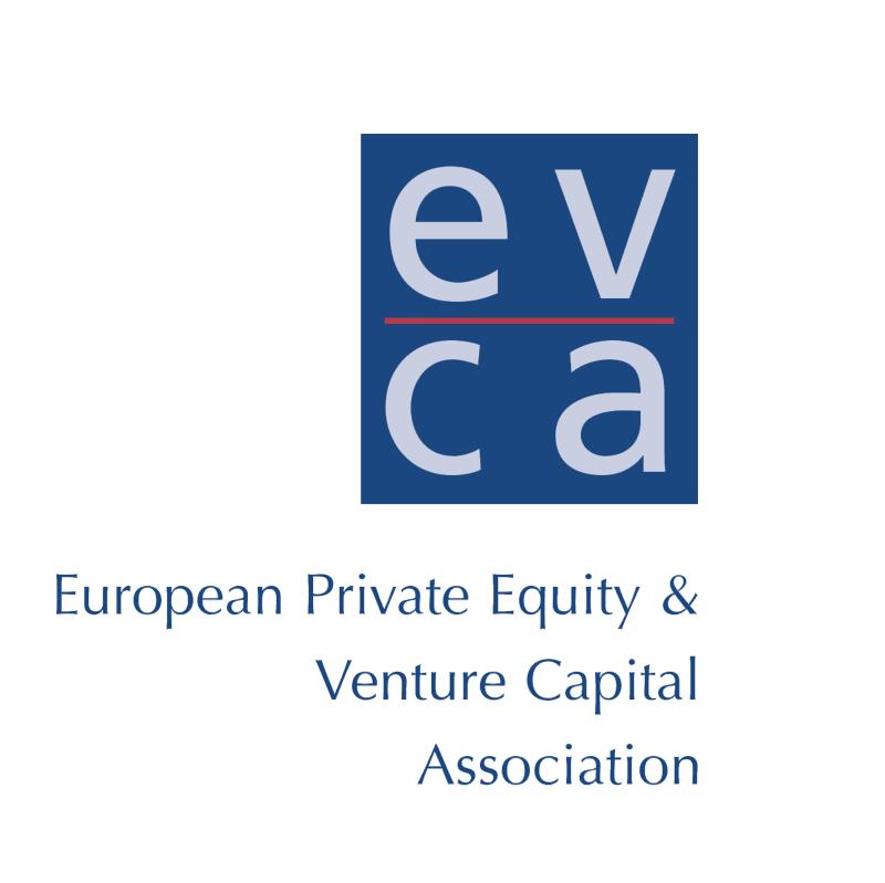 EVCA vector logo