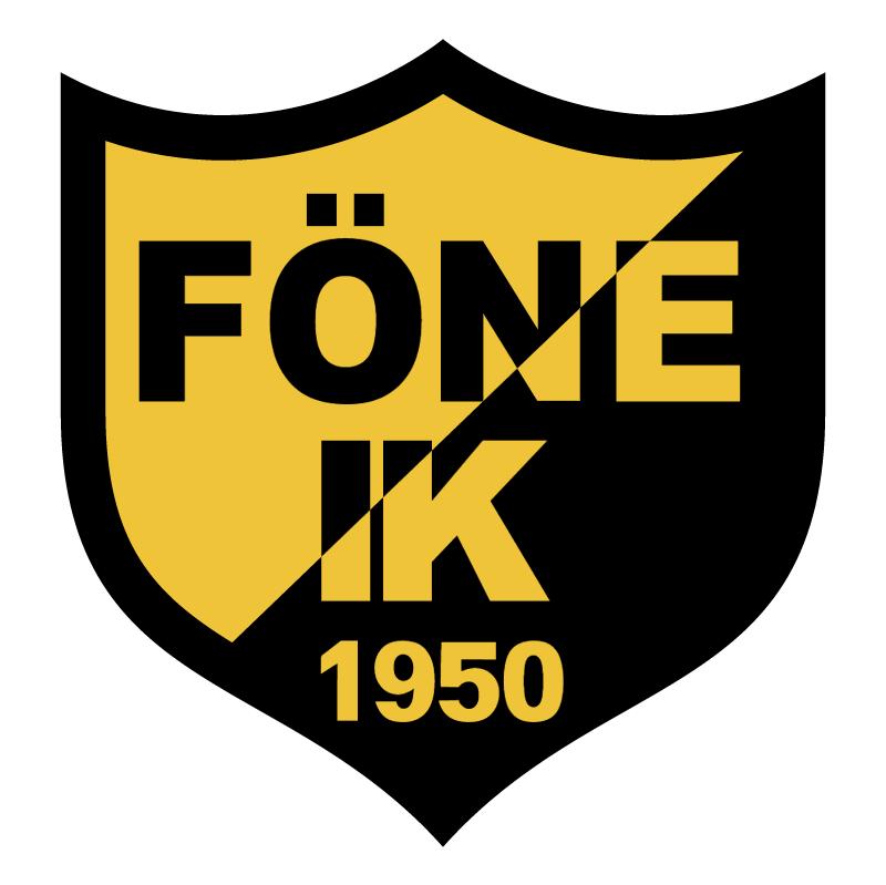 Fone IK vector logo