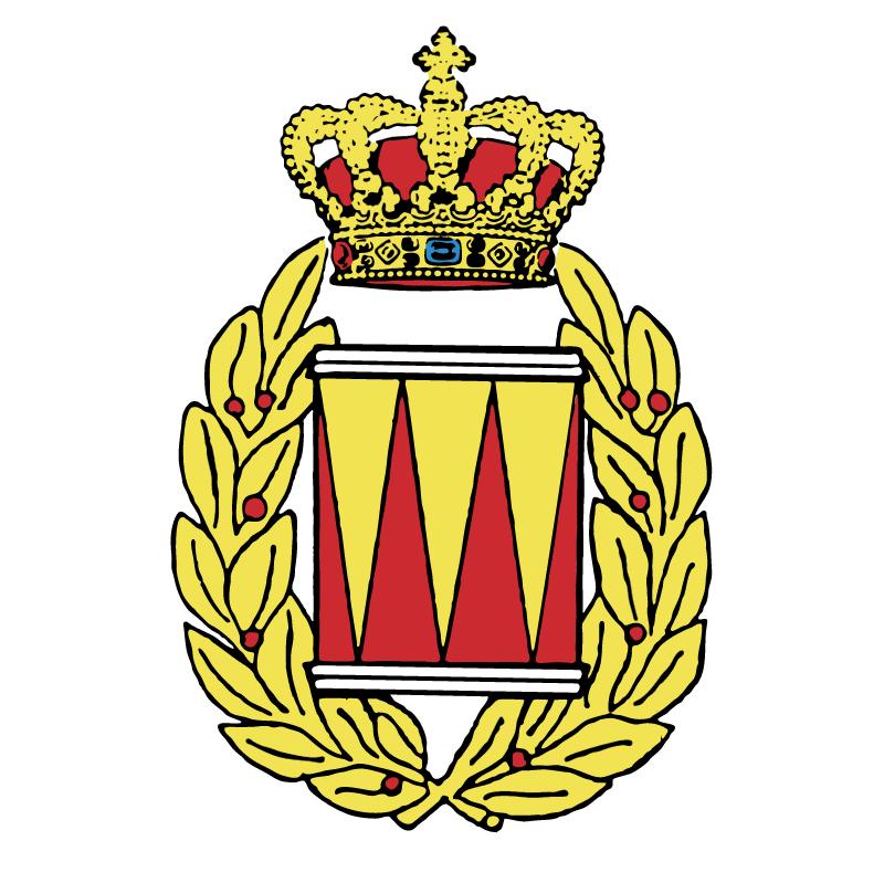 Forsvarets Vaernepligt & Rekruttering vector logo