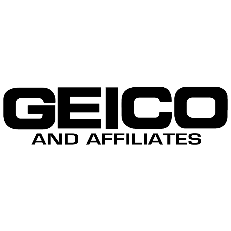 Geico and Affiliates vector
