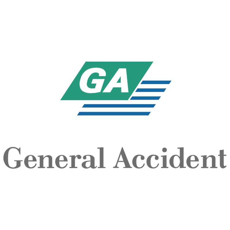 General Accident vector logo