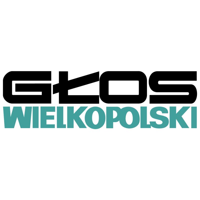 Glos Wielkopolski vector