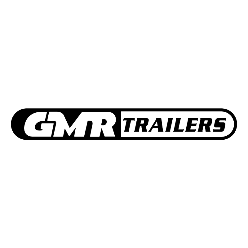 GMR Trailers vector