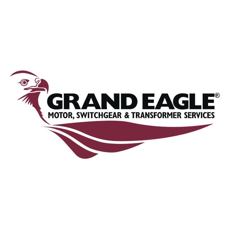 Grand Eagle vector logo