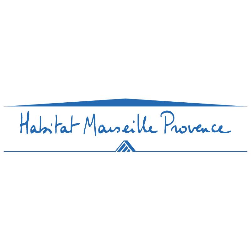Habitat Marseille Provence vector