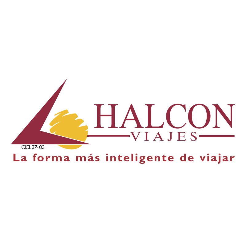 Halcon Viajes vector
