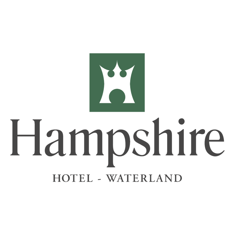 Hampshire Hotel Waterland vector logo