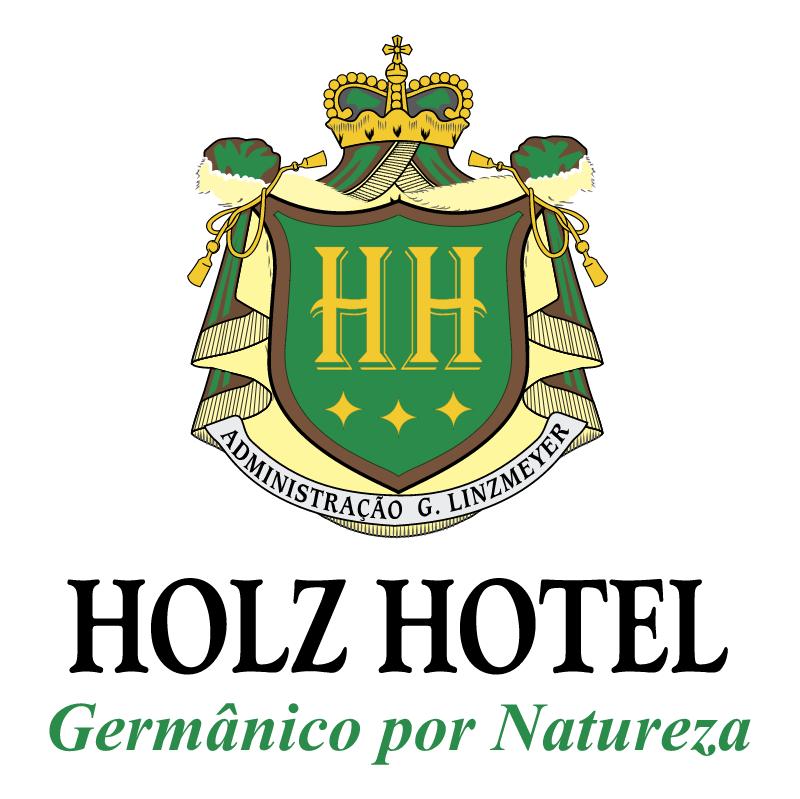 Holz Hotel vector