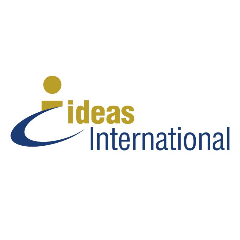 Ideas International vector