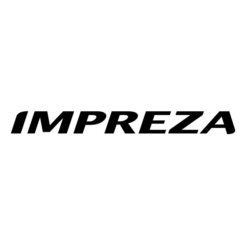 Impreza vector logo