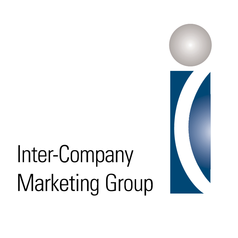 Inter Company Marketing Group vector