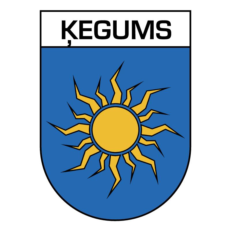Kegums vector logo