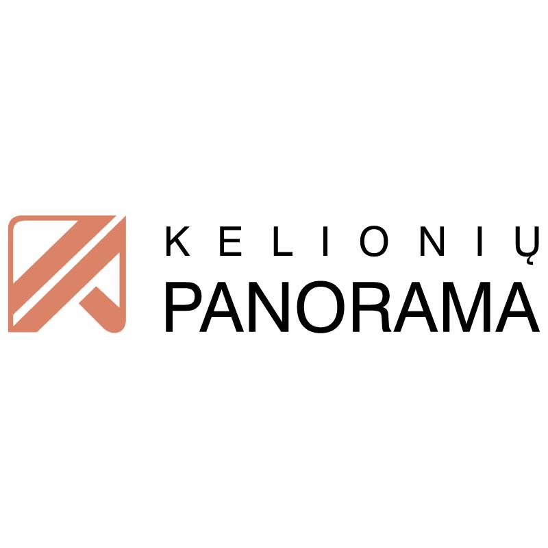 Kelioniu Panorama vector