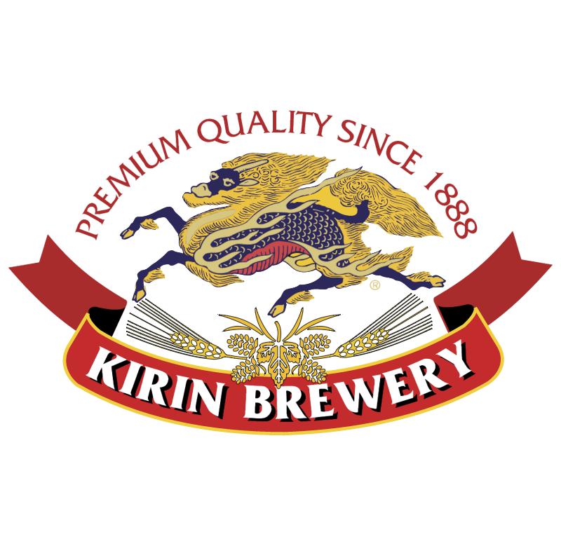 Kirin Brewery vector