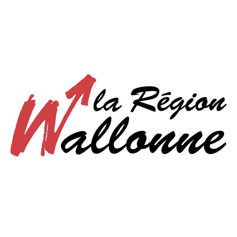 La Region Wallonne vector logo