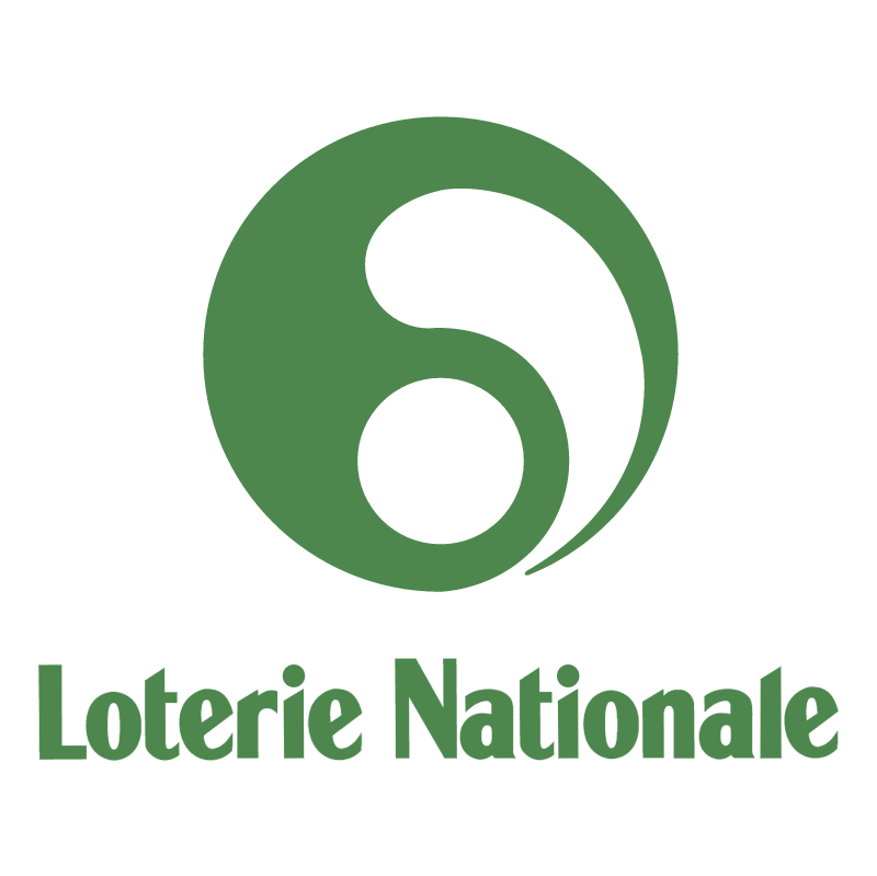Loterie Nationale vector logo