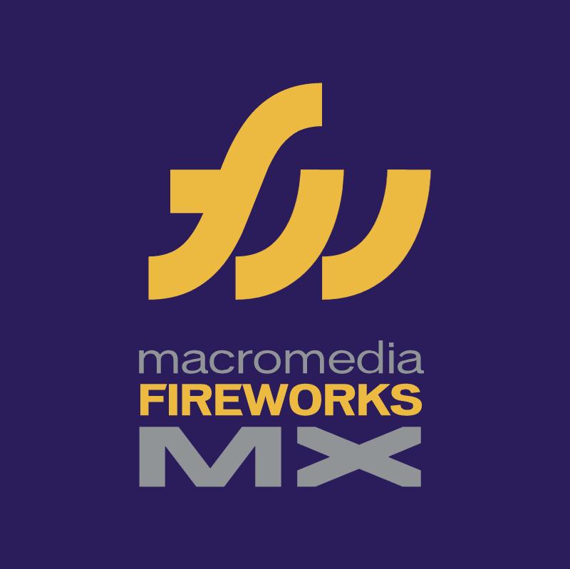 Macromedia Fireworks MX vector