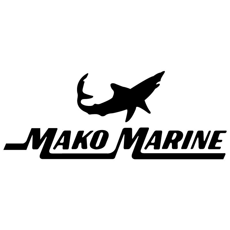 Mako Marine vector