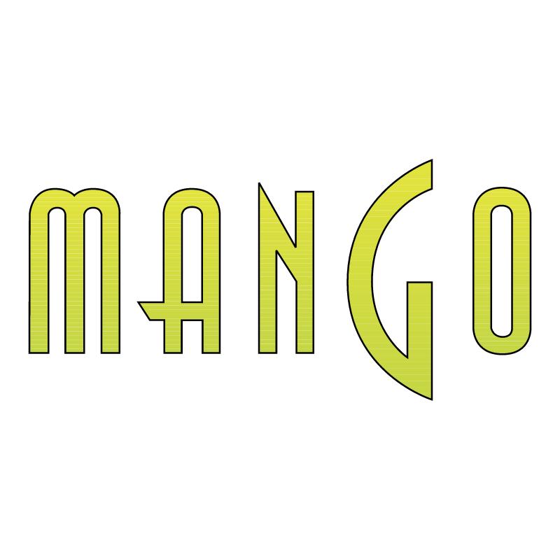 Mango vector logo