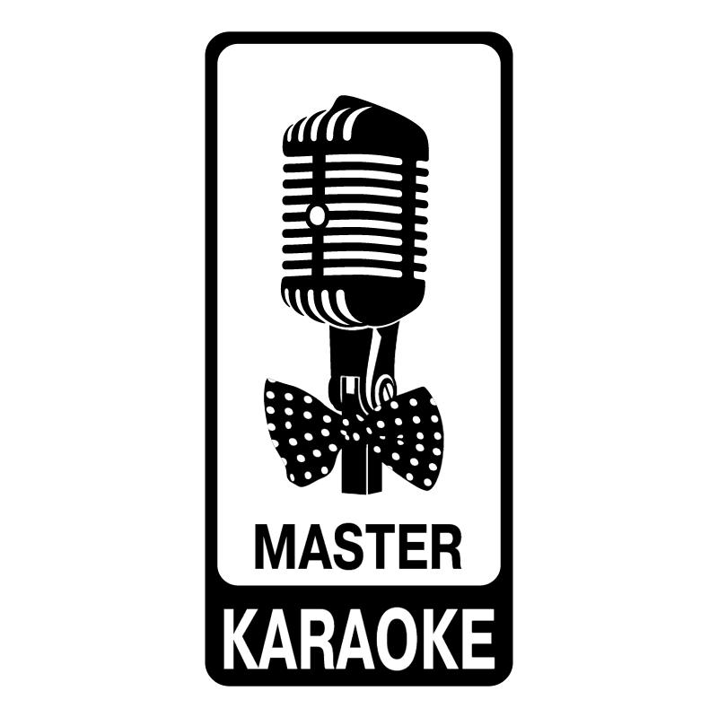Master Karaoke vector