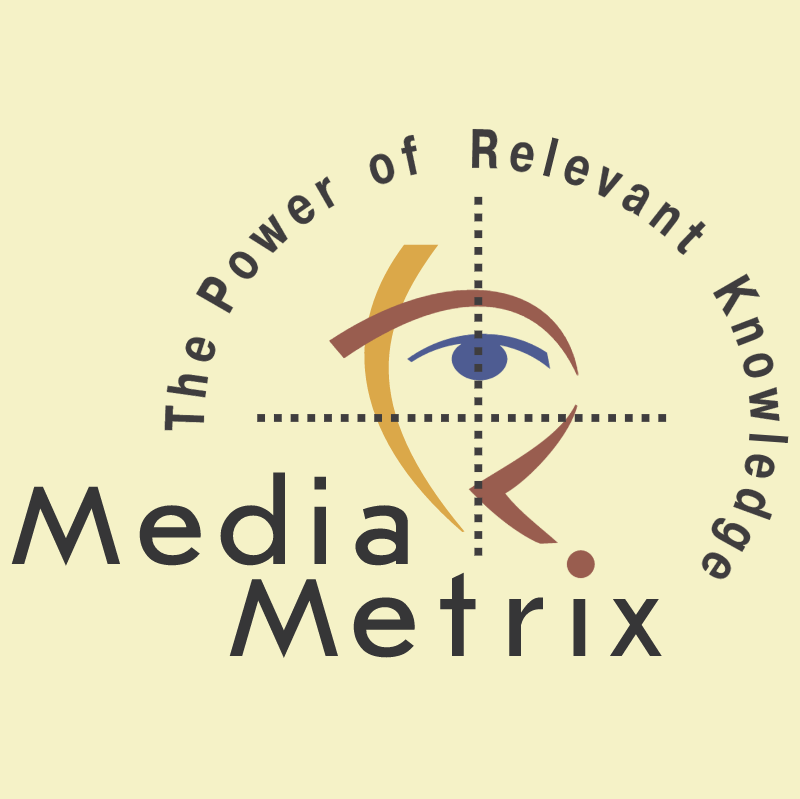 Media Metrix vector logo