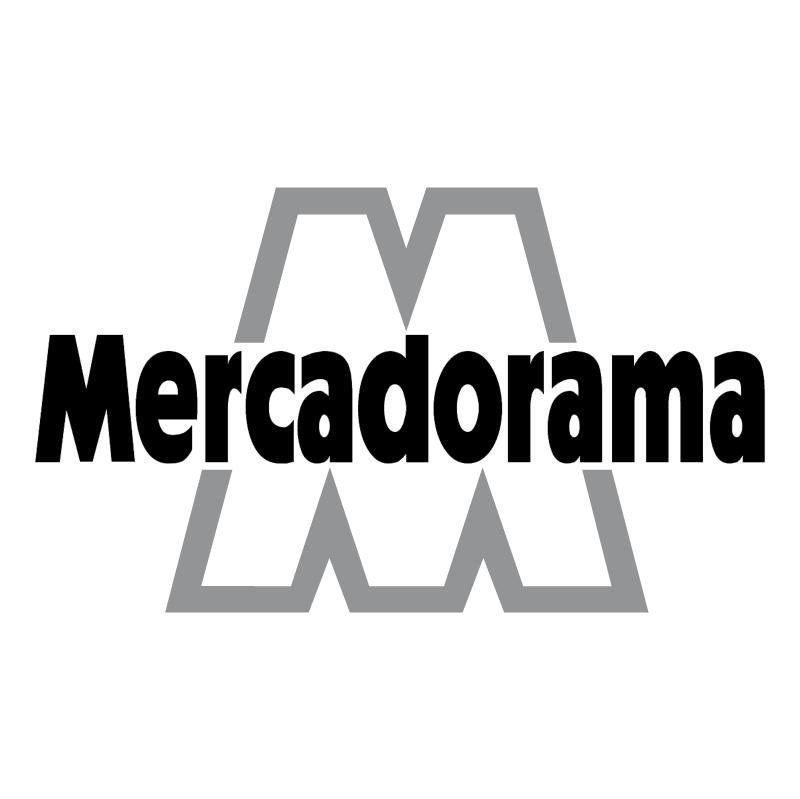 Mercadorama vector