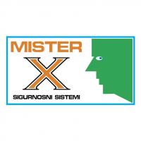 Mister X vector