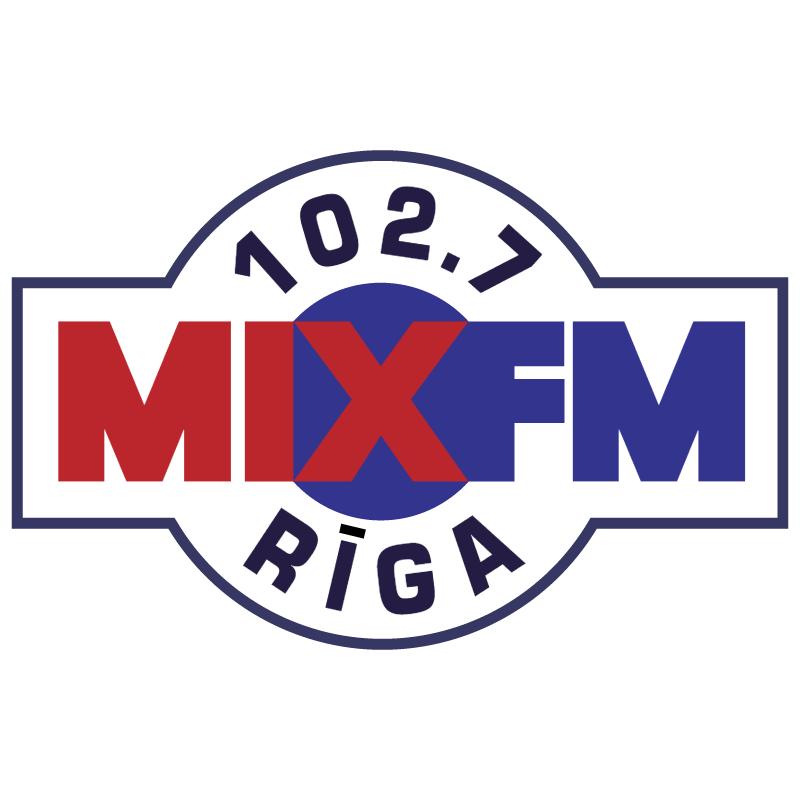 Mix FM vector