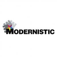 Modernistic vector