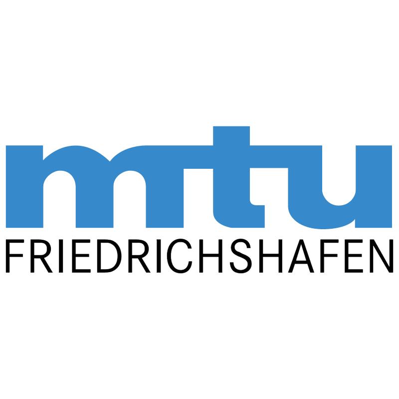 MTU Friedrichshafen vector