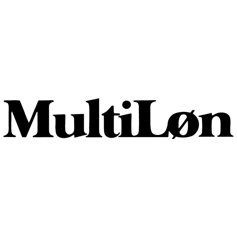 MultiLoen vector logo
