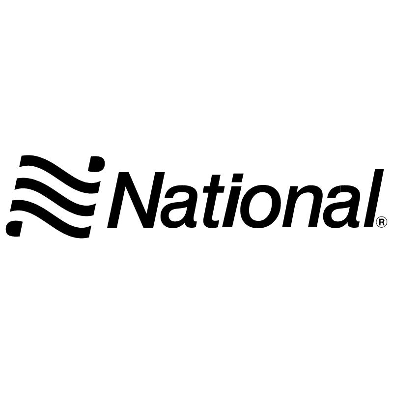 National vector logo