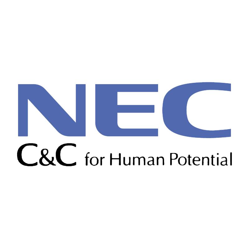 NEC vector logo