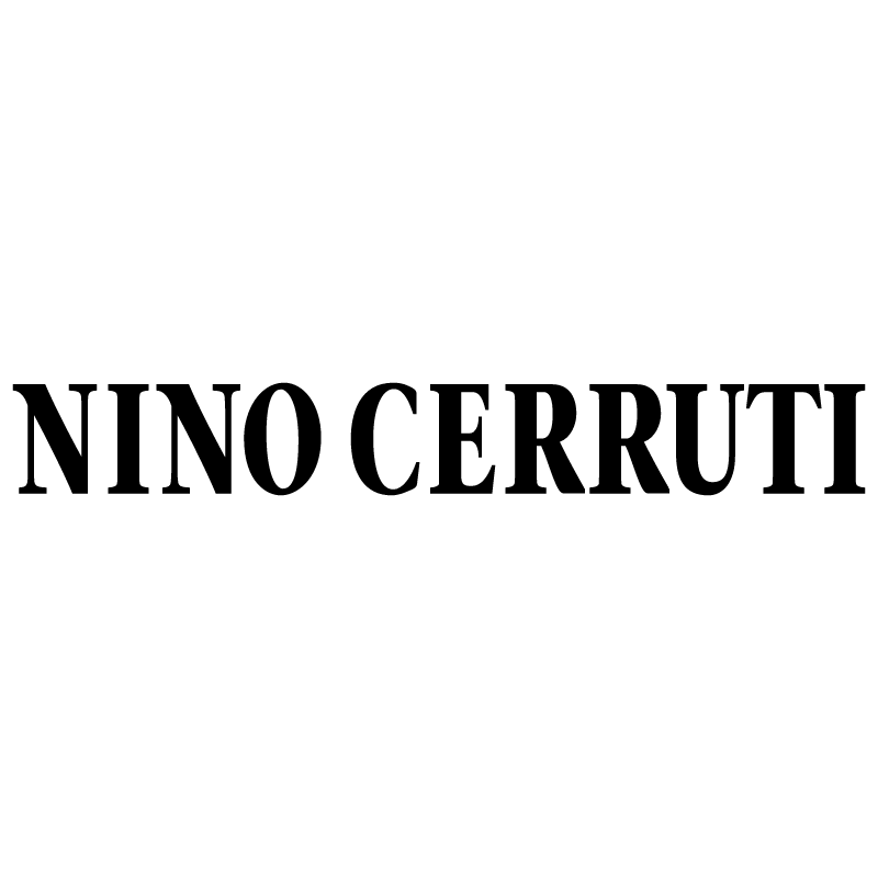 Nino Cerruti vector