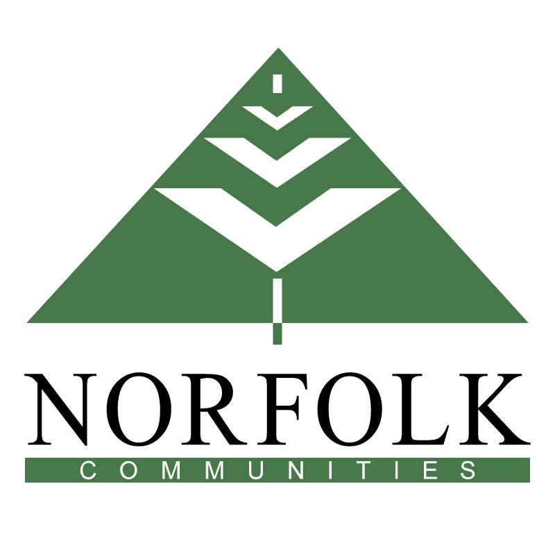 Norfolk Communities vector