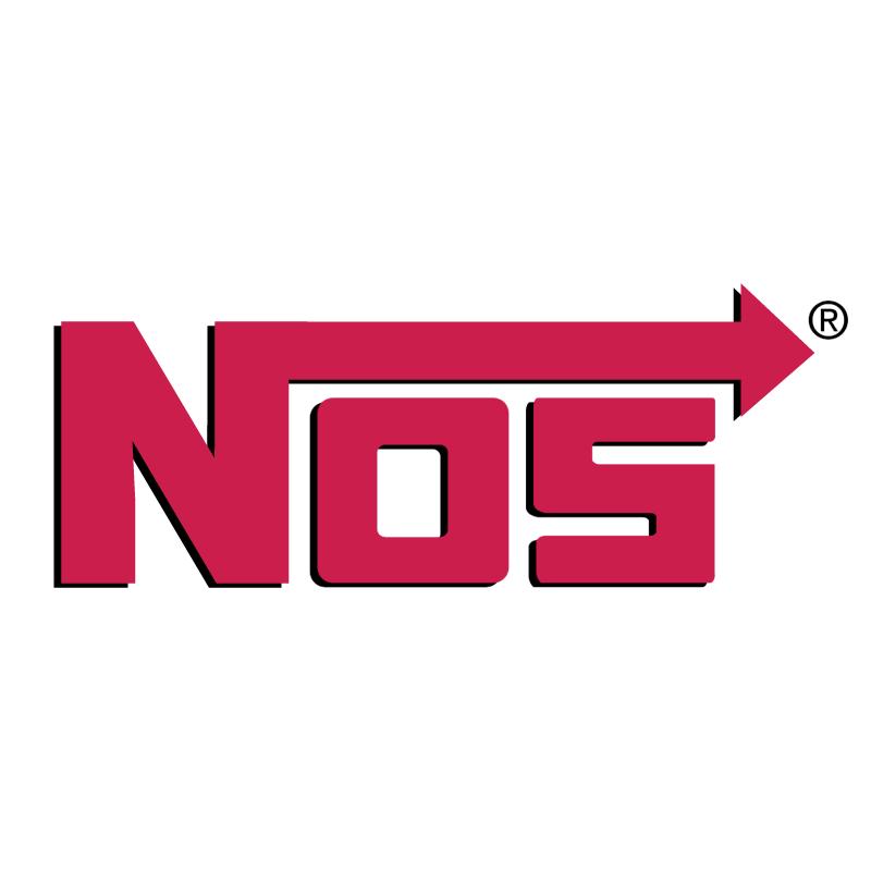 NOS vector logo