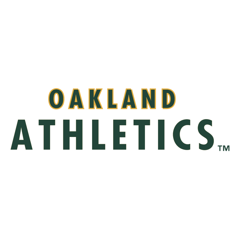 Oakland Athletics vector