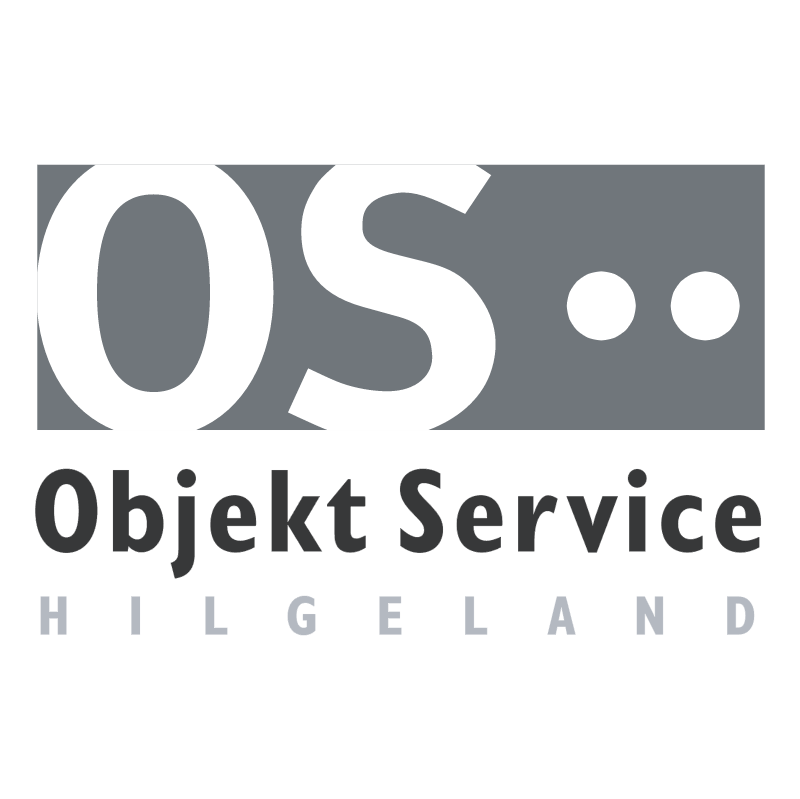 Objekt Service Hilgeland vector